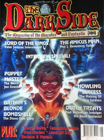 Darkside Interview