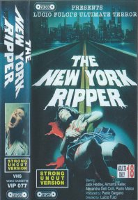 The New York Ripper (Strong Uncut Version)