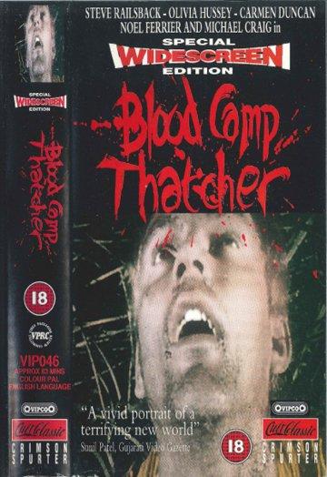 Blood Camp Thatcher