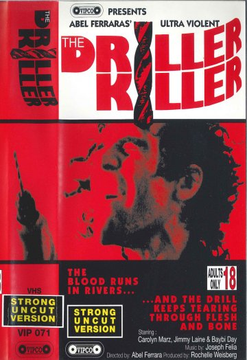 The Driller Killer (Strong Uncut Version)