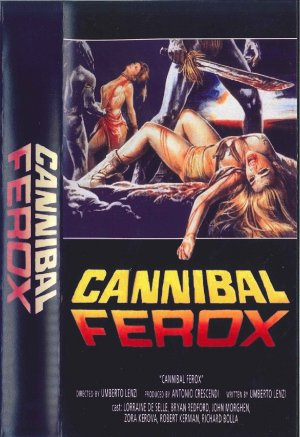 Cannibal Ferox (Strong Uncut Version)